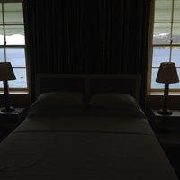 Photo taken at Grand View Beach Hotel by Leo M. on 2/14/2014