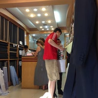Photo taken at Crown Tailor by Ethel G. on 7/3/2013