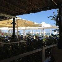 Photo taken at Poseidon Hotel by Ekaterina U. on 7/19/2013