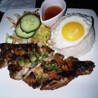 Photo taken at Indochine Kitchen by @gracecheung604 on 10/12/2012