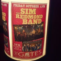 Photo taken at The Gates by Sim Redmond B. on 10/12/2012