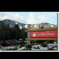 Photo taken at Sunday River Ski Resort by Man_Used👽👾👽 on 12/12/2012