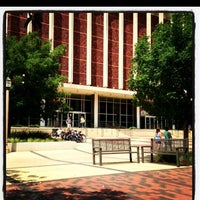 Photo taken at TTU - Texas Tech University Library by Man_Used👽👾👽 on 10/15/2013