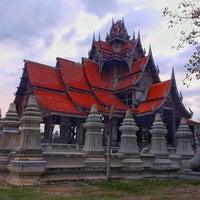 Photo taken at Wat Phu Nam Ron by Man_Used👽👾👽 on 1/2/2017
