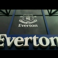 Photo taken at Goodison Park by Man_Used👽👾👽 on 11/24/2012