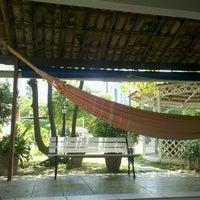 Photo taken at Hostel Boa Viagem by Valessio B. on 12/7/2013
