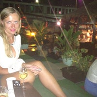 Photo taken at Sottozero Cafè by Katerina S. on 8/11/2014