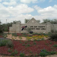 Photo taken at TXDOT Rest Area by Charlotte W. on 4/1/2013