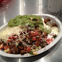 Photo taken at Chipotle Mexican Grill by Charles U. on 1/12/2013