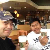 Photo taken at Starbucks by Bill U. on 4/15/2014