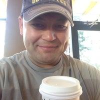 Photo taken at Starbucks by Bill U. on 9/9/2013