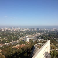 Foto tirada no(a) J Paul Getty Museum por Olga M. em 5/12/2013