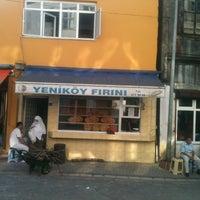 Photo taken at Yeniköy Ekmek Fırını by Mustafa A. on 8/6/2013