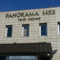 Photo taken at Panorama 1453 Historical Museum by Fatih Ç. on 2/12/2013
