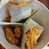 Снимок сделан в KFC пользователем Ксюша Р. 7/9/2013