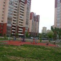 Photo taken at D blok garden by Aliburak Y. on 5/17/2013
