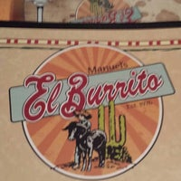Photo taken at Manuel's El Burrito Restaurant and Cantina by Manuel R. on 9/21/2013
