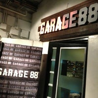 Photo taken at Garage 88 Diner by Aaron M. on 12/19/2012