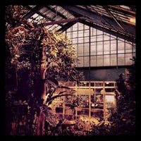 Photo taken at Matthaei Botanical Gardens by Elizabeth on 3/7/2013
