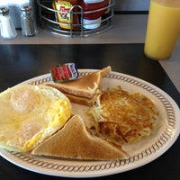 Photo taken at Waffle House by Charles S. on 3/1/2013