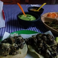 Photo taken at Tacos El Diablito by Ismael L. on 12/29/2013
