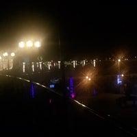 Photo taken at جزر امواج by Abduallh M. on 11/26/2017