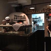 Снимок сделан в Zotman Pizza Pie пользователем Julia V. 3/13/2015