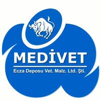 Photo taken at Medivet Ecza Deposu by *★BuRaK★* on 3/4/2013