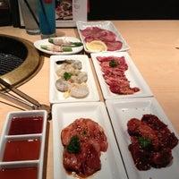 Photo taken at Gyu-Kaku Japanese BBQ by Eric Y. on 12/1/2012