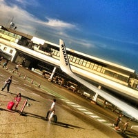 Photo taken at Rome Ciampino Airport by EmotionalPh C. on 6/22/2013