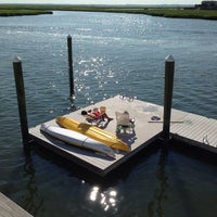 Photo taken at The Perfect Dock by Peter R. on 7/26/2013