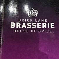 Photo taken at Brick Lane Brasserie by Jack E. on 3/18/2017