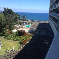 Photo taken at Pestana Casino Park by Pedro R. on 6/20/2013