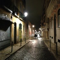 Photo taken at Bairro Alto by Pedro R. on 12/31/2012