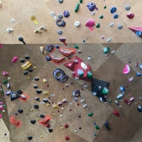 Photo taken at Brooklyn Boulders Chicago by Pete N. on 6/10/2017