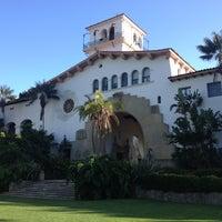 Foto tomada en Santa Barbara Courthouse por Сергей Ф. el 7/24/2013