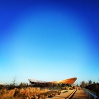 Photo taken at London 2012 Velodrome by Marcus H. on 12/13/2014