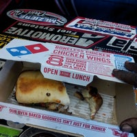 Photo taken at Domino's Pizza by Steve F. on 2/6/2013