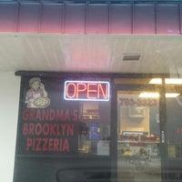 Photo taken at Grandma's Brooklyn Pizzeria by Steve F. on 1/7/2014