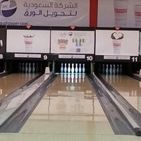 Photo taken at Universal Bowling Center by Ahmed A. on 12/24/2012
