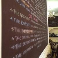 Photo taken at Clinton Bakery Café by Ciaran G. on 12/27/2013