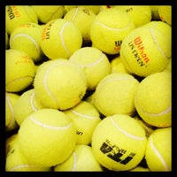 Photo taken at Court 12 - USTA Billie Jean King National Tennis Center by Jade K. on 12/10/2013