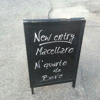 Photo taken at MATTARELLO - Pizzeria Forno a Legna by Luigi S. on 7/2/2014