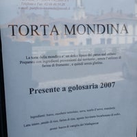 Photo taken at Pasticceria Tarantola by Pennaro on 3/28/2018