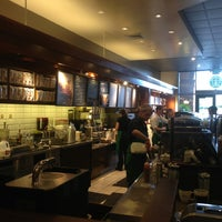 Photo taken at Starbucks by Jesse W. on 1/27/2013