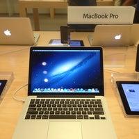 Photo taken at Apple by Jesse W. on 3/8/2013