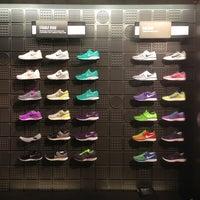 Photo taken at Nike Santa Monica by Jesse W. on 1/21/2013