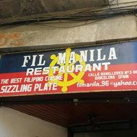 Foto tomada en Fil-Manila por Teresa D. el 6/18/2017