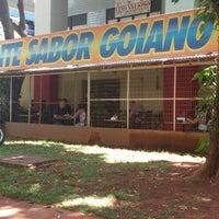 Photo taken at Restaurante Sabor Goiano by Saulo T. on 12/12/2012