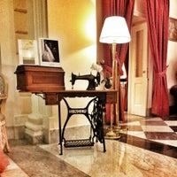 Photo taken at Hotel San Giorgio by Neli R. on 9/24/2014
